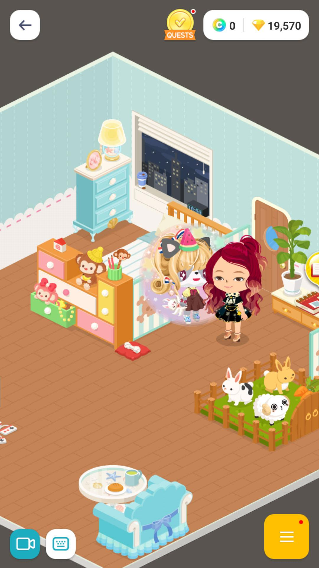Play Your Card Right On Pinterest: LINE Play: Your Avatar World