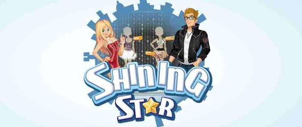 Shining Star - Be a professional and successful fashion icon while learning the trends and what's new in the fashion industry. Strut your stuff and showdown with your friends to be the next shining star in this fun fashion game!