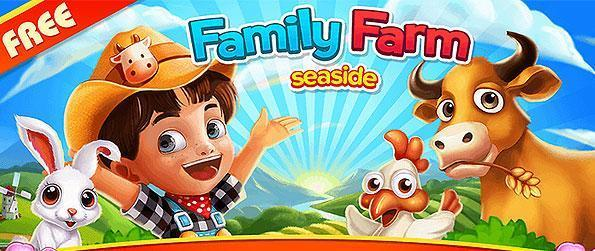 Family Farm Seaside - Family Farm Seaside captivates all the wonderful farming elements - perfected through the years of getting us showered with similarly structured types of games.