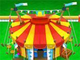 The big top in My Free Circus