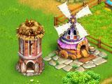 Farm Tribe 3: Floating Island The Mill