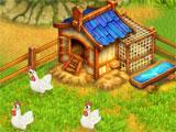 Farm Tribe 3: Floating Island Hen House