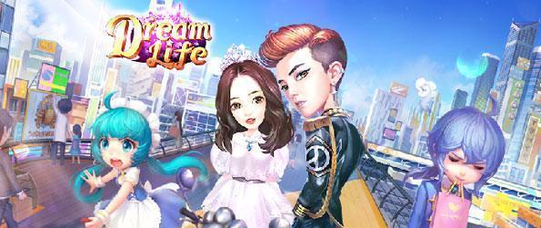 Dream Life - Befriend all the elite people in Dream City.