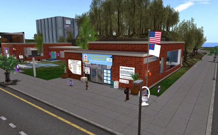Grace Baptist Church of Second Life