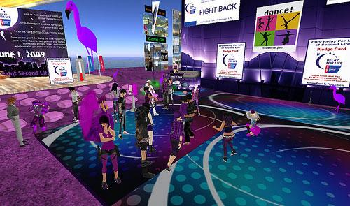 2005 - Teen Second Life