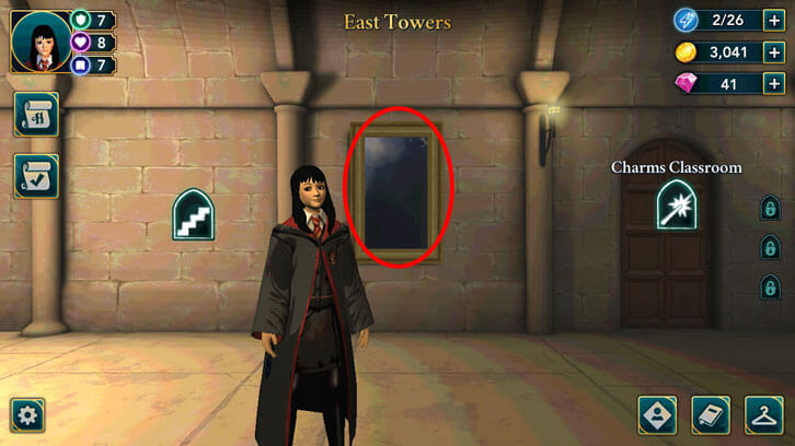 Free energy in the East Towers