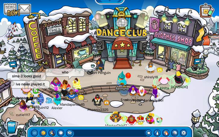 Club Penguin Online