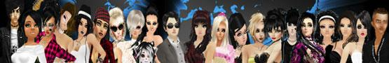 Terra dos Mundos Virtuais! - The Fashion of IMVU