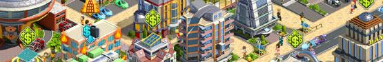 Virtual Worlds Land! - Top 3 City-Building Games on Facebook