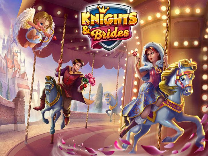 Knights and Brides: Be My Valentine