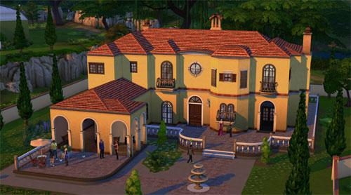 Stunning Homes in Sims 4