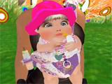 Second Life Virtual Baby