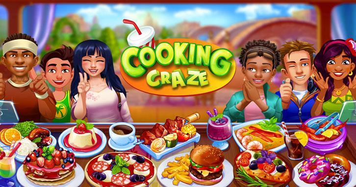 Find game like Cooking Craze at Find Games Like
