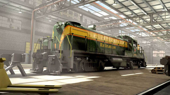 Rail Nation: A New Home for Your Engines