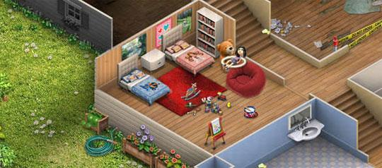 Make your Perfect Nursery in Virtual Families 2