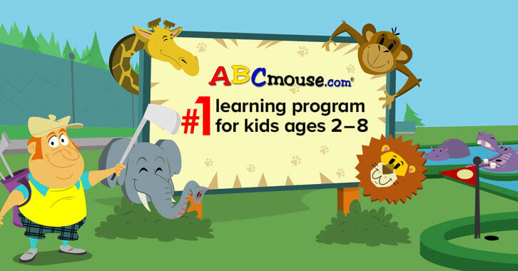ABCmouse's Back to School Sale