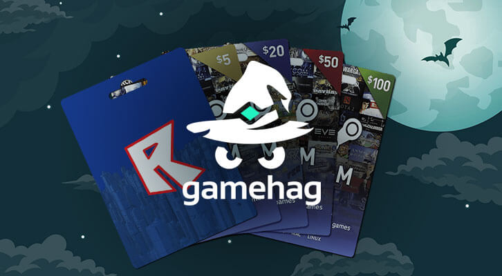 Earn Free Robux and Steam Wallet by Playing Your Favorite F2P Games on Gamehag