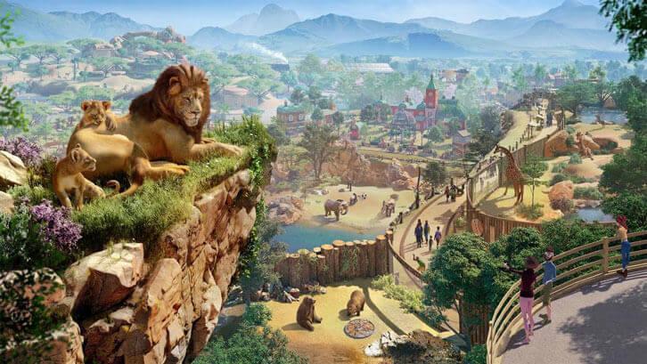 Frontier Developments' Planet Zoo Beta Roars Into Action