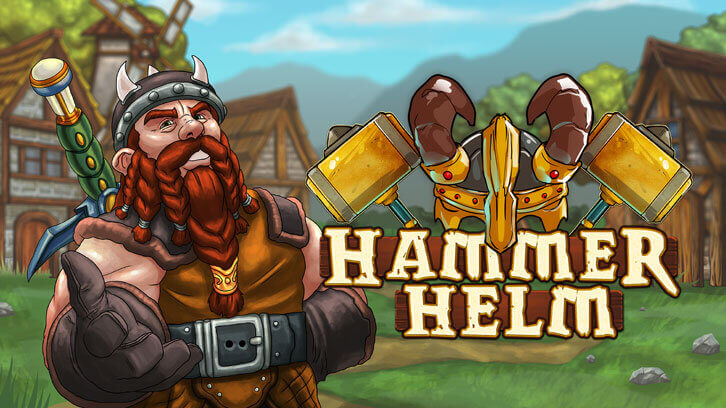 HammerHelm, the third person city building RPG, found its publisher