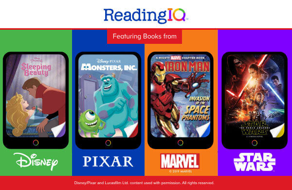 ReadingIQ: A Comprehensive Digital Library for Kids