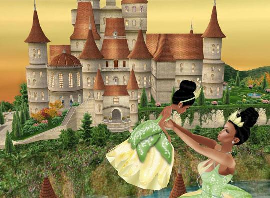 Create your own Fairy Tale in IMVU - Virtual Games Online