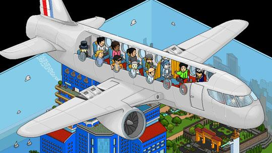 Create your Dream in Habbo Hotel