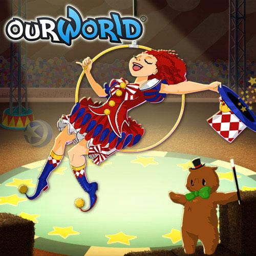 New Circus Items in ourWorld