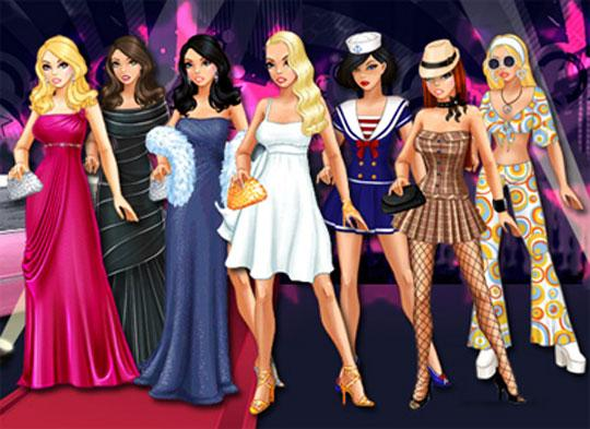 Get Ready to Party in Lady Popular