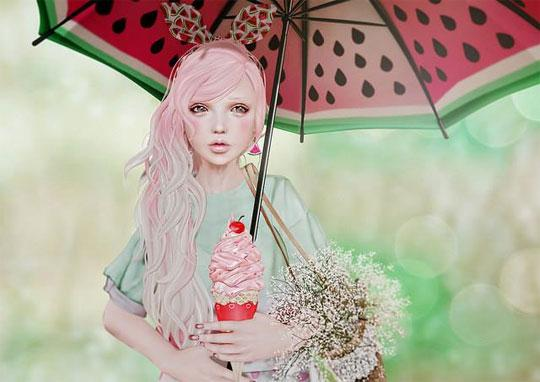 Enjoy the Fruits of Summer in Second Life