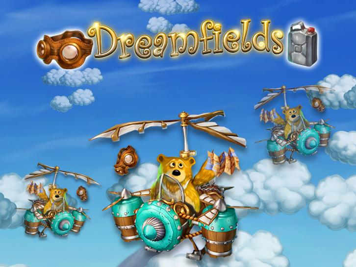 Dreamfields: When Dreams Learn to Fly