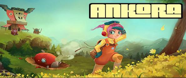 Ankora - Strap on your boots and take the role of Mun, an interplanetary explorer who had to make an emergency landing on Planet Ankora.