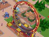 Game Play in RollerCoaster Tycoon Touch