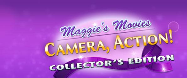 Maggie's Movies: Camera, Action! Collector's Edition - Work your way from being a production assistant to being a director.