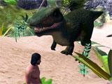 The Ark of Craft: Dinosaurs meeting a dinosaur