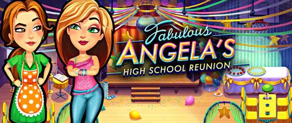 Fabulous - High School Reunion - Follow the dark yet humorous tale of rivalry between Angela and her high school nemesis in Fabulous - High School Reunion!
