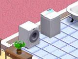 Babysitting Mania Washing Machines