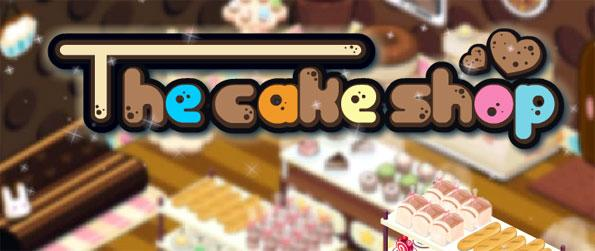 The Sweet Cake Shop - Create your own design for your own cake shop.