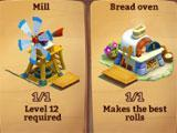 Golden Acres in-game shop