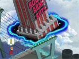Futurama: Worlds of Tomorrow strange place