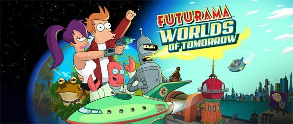 Futurama: Worlds of Tomorrow - Embark on an epic adventure that takes place within the beloved Futurama universe.