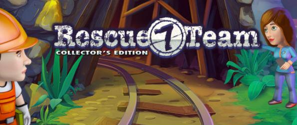 Rescue Team 7 Collector's Edition - Rescue 7 Team is one of the time management games that puts you on the edge of your seat, pushing you to think correctly and fast.