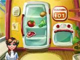 Cooking in Kitchen Star