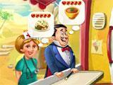 Kitchen Star: Serving Customers