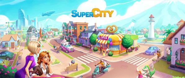 SuperCity: Build a Story - Become the best mayor your town has ever had in SuperCity: Build A Story.