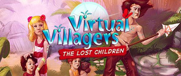 Virtual Villagers: The Lost Children - Enjoy this incredible simulation game in which you'll get to watch an entire village grow and prosper.