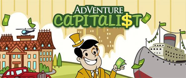 AdVenture Capitalist - Build up your business to be sustainable on its own.