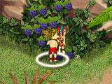 Virtual Villagers: The Tree of Life Villager Foraging