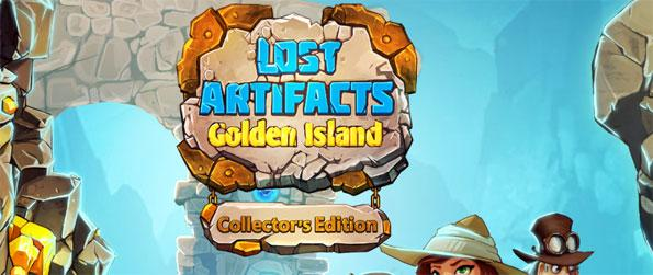 Lost Artifacts: Golden Island Collector's Edition - Help the exiled Atlanteans banish their evil ruler.