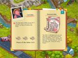 Rose Riddle: The Fairy Tale Detective starting off a level