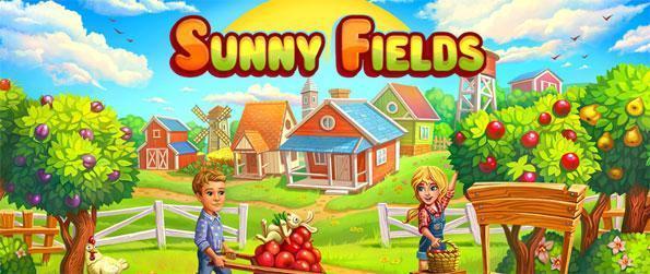 Sunny Fields - Build up your farm.